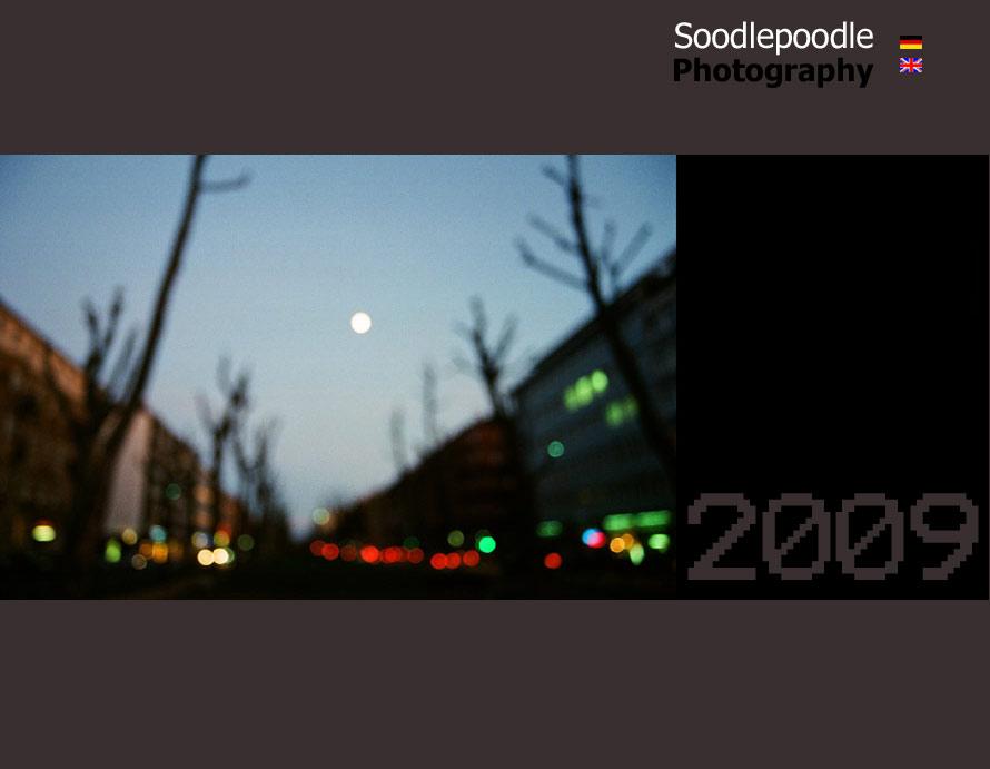Blaue Stunde Augustaanlage Mannheim 2009