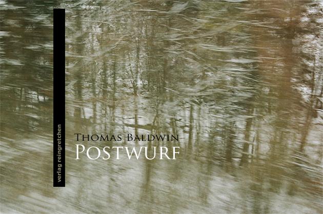 reingretchen cover: Thomas Baldwin: Postwurf
